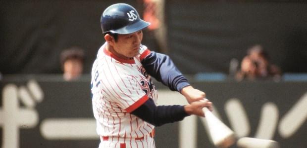 大杉勝男  内野手