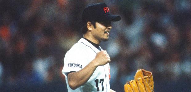 武田一浩  投手