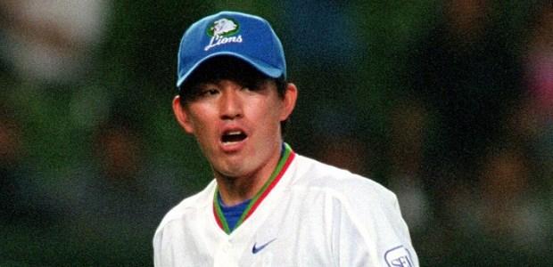 豊田清  投手