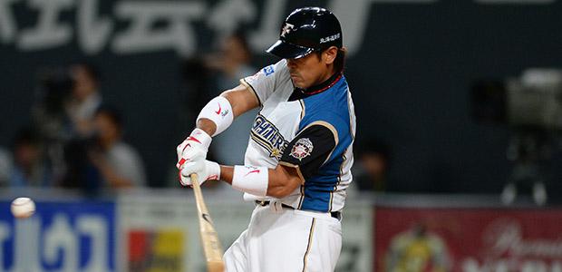 稲葉篤紀  外野手