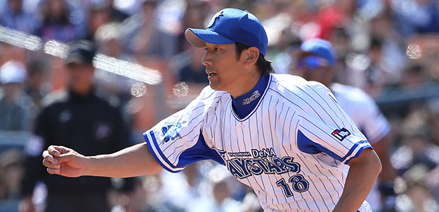 三浦大輔  投手