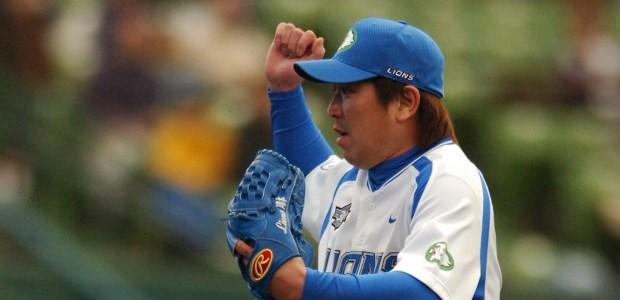 岡本真也  投手