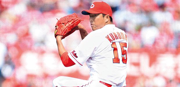 黒田博樹  投手