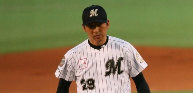 小野晋吾  投手
