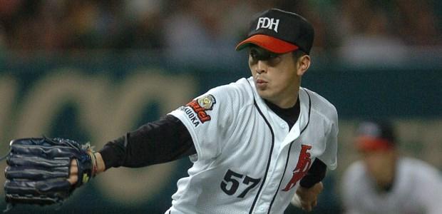 三瀬幸司  投手