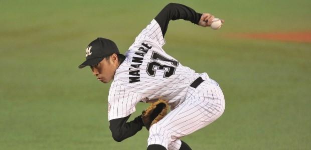 渡辺俊介  投手