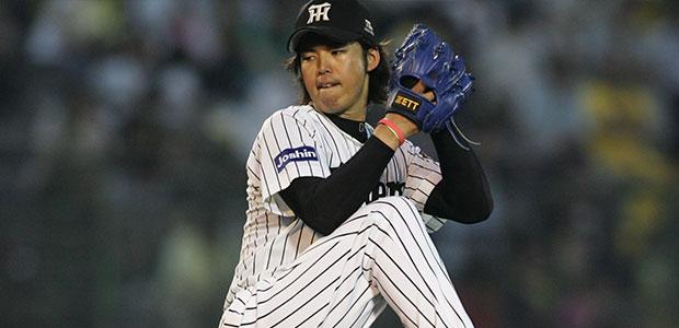 井川慶  投手