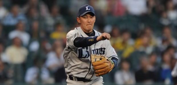 山崎浩司  内野手
