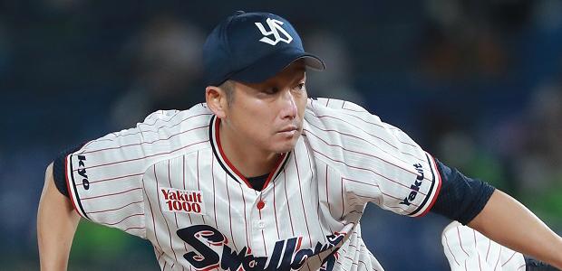 石川雅規 東京ヤクルトスワローズ 投手