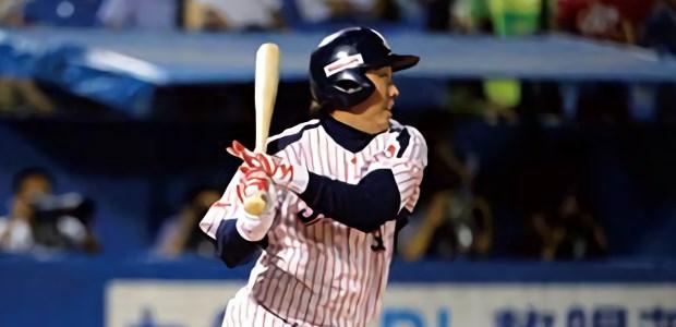 松元ユウイチ  外野手