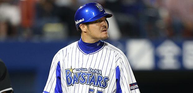 後藤武敏 横浜DeNAベイスターズ 内野手