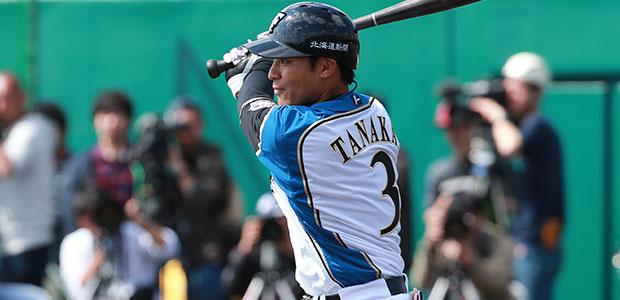田中賢介 北海道日本ハムファイターズ 内野手