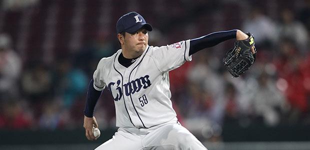 岡本篤志  投手