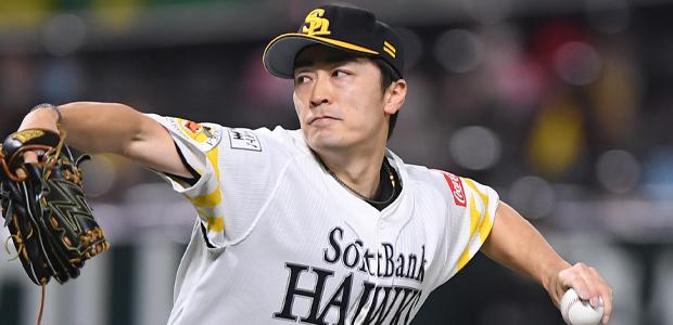和田毅 福岡ソフトバンクホークス 投手