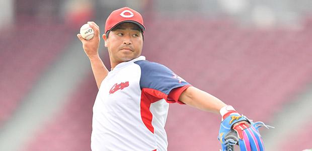 上野弘文  投手