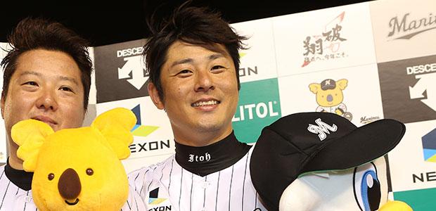 伊藤義弘  投手