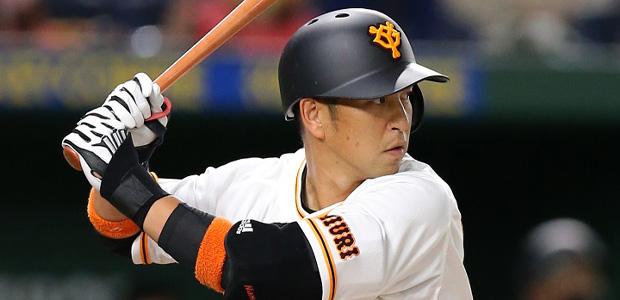 中島宏之 オリックス・バファローズ 内野手