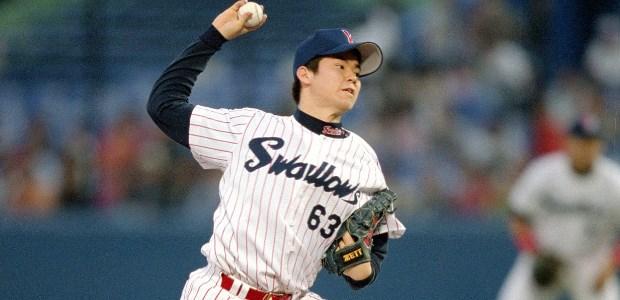 坂元弥太郎  投手