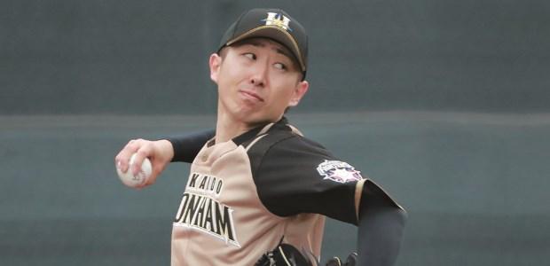 金子千尋 オリックス・バファローズ 投手