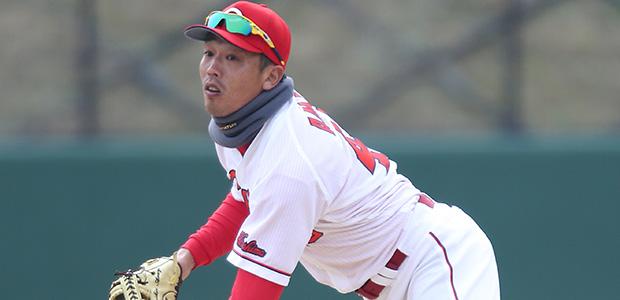 天谷宗一郎 広島東洋カープ 外野手