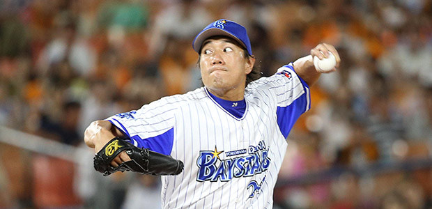 林昌範  投手