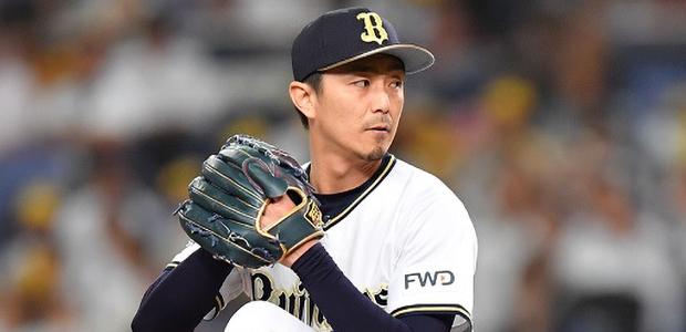 増井浩俊 オリックス・バファローズ 投手