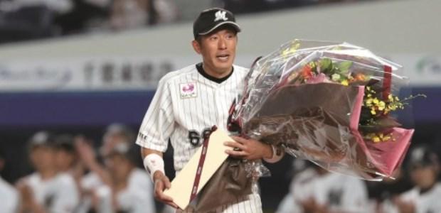 岡田幸文 千葉ロッテマリーンズ 外野手