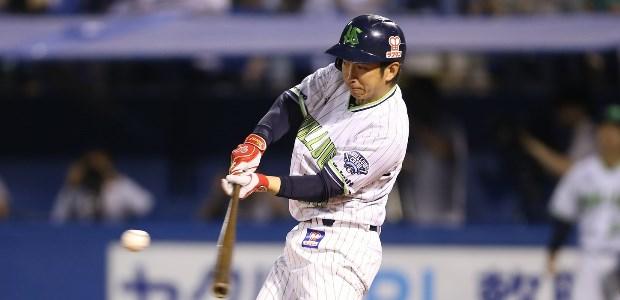 今浪隆博  内野手