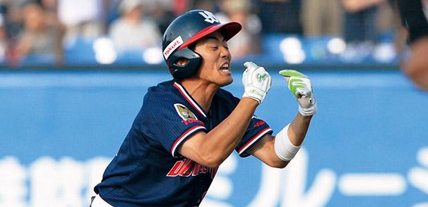 三輪正義 東京ヤクルトスワローズ 内野手