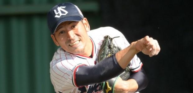 山中浩史 東京ヤクルトスワローズ 投手