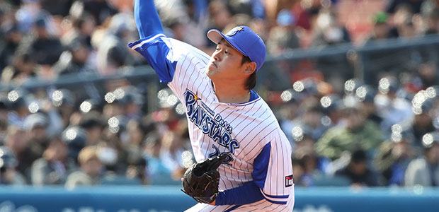 高崎健太郎  投手