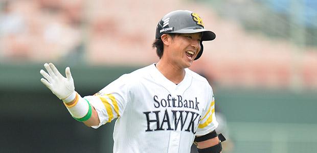 江川智晃 福岡ソフトバンクホークス 外野手