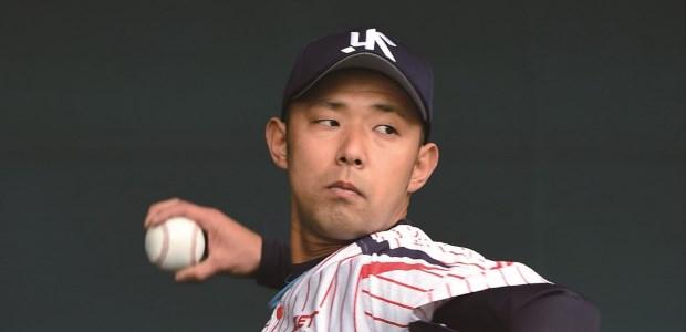 古野正人 東京ヤクルトスワローズ 投手