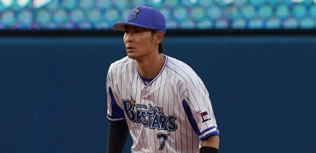 石川雄洋 横浜DeNAベイスターズ 内野手