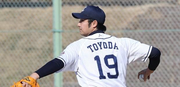 豊田拓矢 埼玉西武ライオンズ 投手