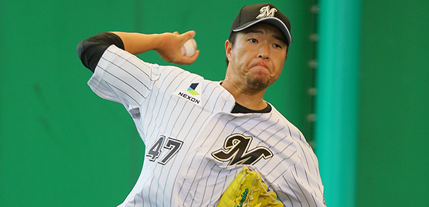 田中靖洋 千葉ロッテマリーンズ 投手
