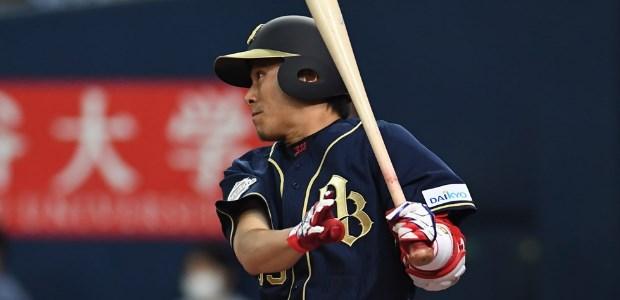 縞田拓弥 オリックス・バファローズ 内野手