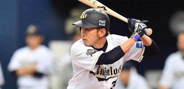 小島脩平 オリックス・バファローズ 内野手