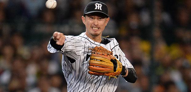 今成亮太 阪神タイガース 内野手