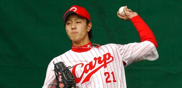 齊藤悠葵  投手