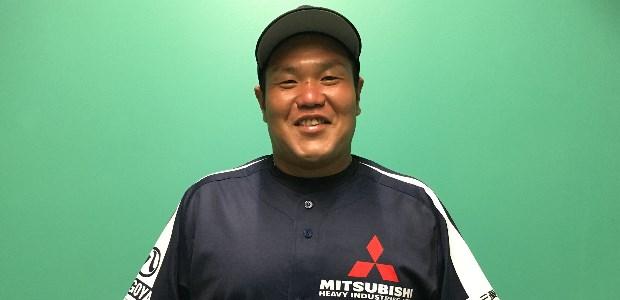 中田亮二  内野手