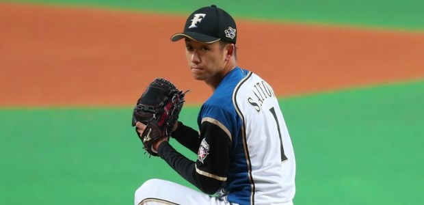 斎藤佑樹 北海道日本ハムファイターズ 投手