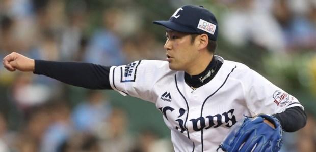 増田達至 埼玉西武ライオンズ 投手