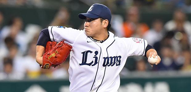 高橋朋己 埼玉西武ライオンズ 投手