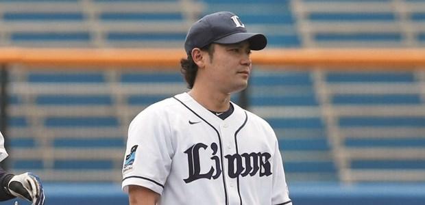 林崎遼  内野手