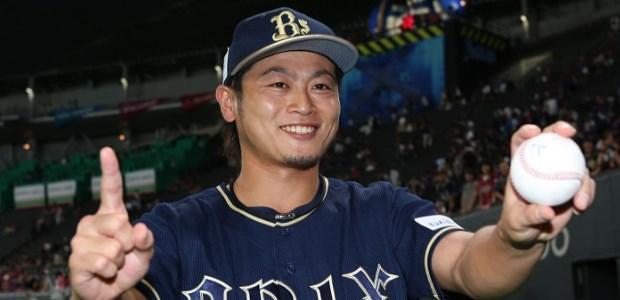 大山暁史 オリックス・バファローズ 投手
