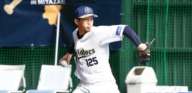 戸田亮 オリックス・バファローズ 投手