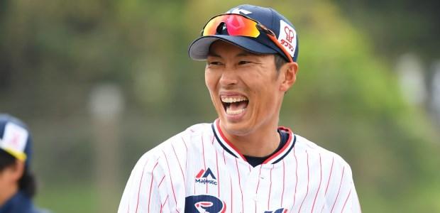 上田剛史 東京ヤクルトスワローズ 外野手