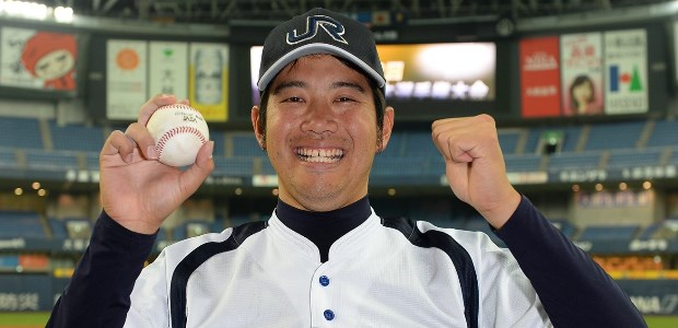 加賀美希昇  投手
