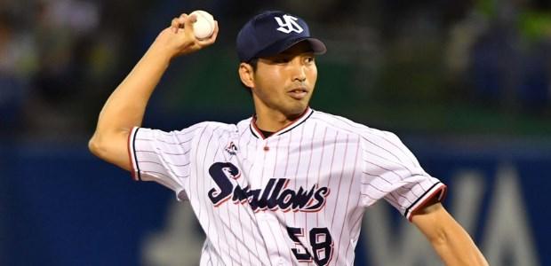 屋宜照悟 東京ヤクルトスワローズ 投手
